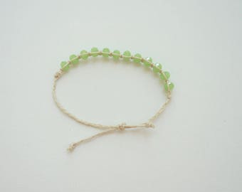 Light Green Adjustable