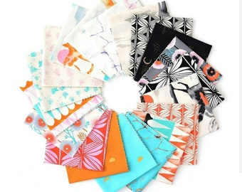 Cotton + Steel Santa Fe - Fat Quarter Bundle - Sarah Watts - New Mexico Fabric - Quilting Cotton & Rayon - All Prints and Panels