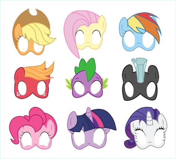 Masquerade masks paper mache horse Unicorn mask   Etsy  Pony Paper Mask