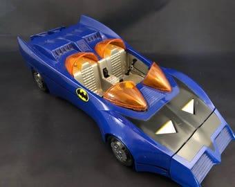 Vintage super powers batmobile