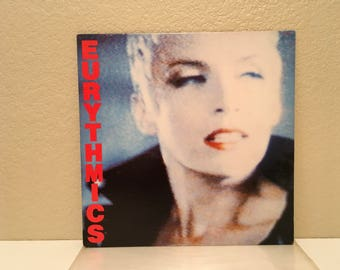 EURYTHMICS Be Yourself Tonight 1985 RCA Records AJL1-5429-A Synth Pop Electronic