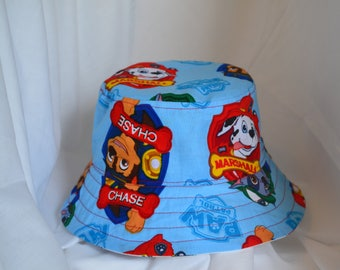 Paw Patrol reversible bucket hat