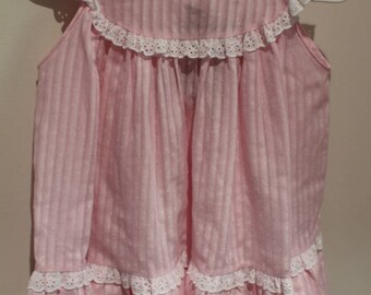 Rosemary Pink Spotty Dress