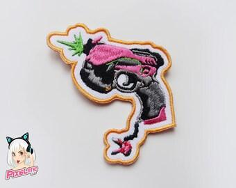 Small DVA Light Gun Patch *Halloween Special*