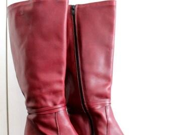 Vintage Regence Canadian Boots
