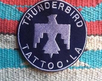 Thunderbird Logo Etsy