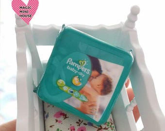 Miniature Pampers Nappies