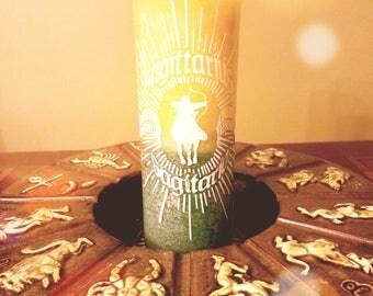 7 Day Zodiac Candle (Sagittarius)