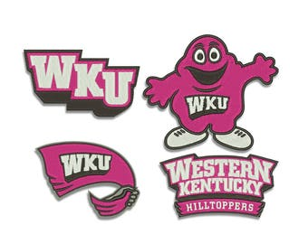 Hilltoppers embroidery design - Machine embroidery design