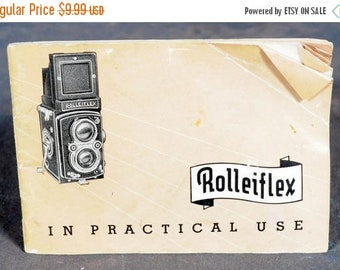 Rolleiflex 3.5 Planar Xenotar In Practical Use Manual