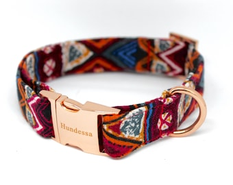 Africa neck strap with Golden