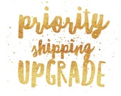 Reserved- Priority Shipping Add On