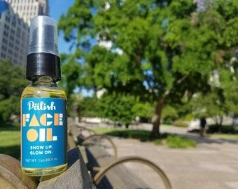 Pälish Moisturizing Face Oil  - 1 oz.