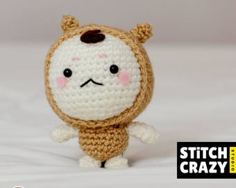 kdrama Crochet Boglegel Doll, Korean drama Goblin, Guardian: The Lonely and Great God, 쓸쓸하고 찬란하神, Dokkaebi, Korean Drama DOKEBI, Plush, Toy