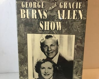 The George Burns and Gracie Allen Show 2 VHS Set New in Package