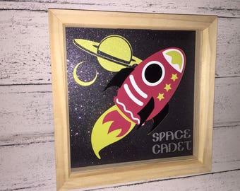 Space Cadet Money Box