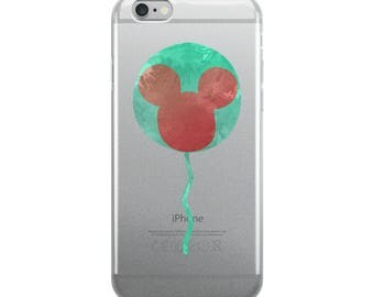 Mickey Balloon Inspired iPhone Case