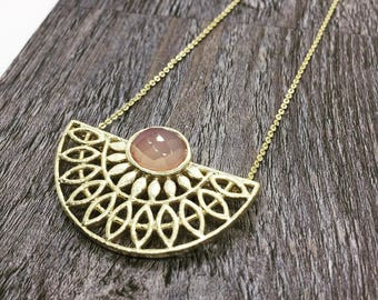 Valentines gift, Choker Necklace, Gold Choker, Love gift, Gift for her, Filigree necklace, Statement necklace, Girl gift, PrachiBhiseJewelry