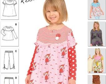 """Miou Miou pattern """"Rosalie"""""""