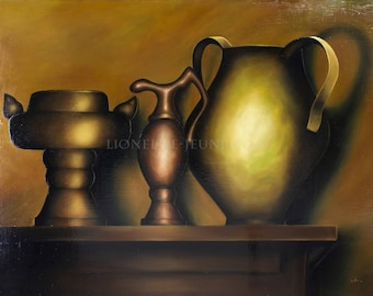 STILL life (fable) - table