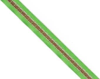 15 Yards Stitched Velvet Grosgrain Ribbon