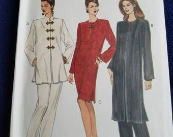 Vogue EZ Dress, Tunic, Pants Pattern # 8867