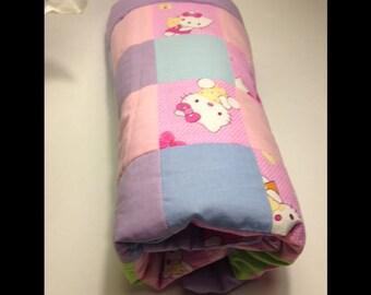 Patchwork quilt Playmat Playmat 100x100cm