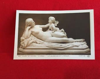 Vintage Art Museum Postcard-G. Crauk