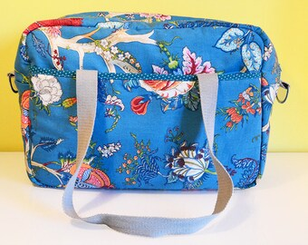 TO order - diaper bag quilted - weekend bag