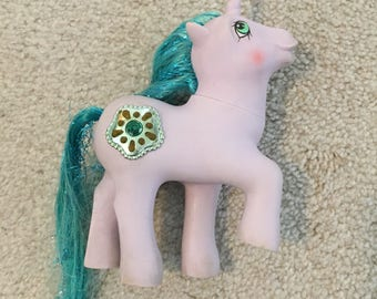 My little pony G1 rare princess sparkle