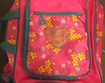 Vintage 1990s barbie backpack tote