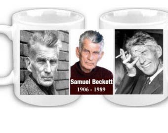 Samuel Beckett - Coffee Mug