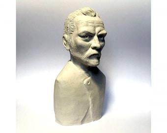 Art Gifts Artist gifts Van Gogh sculpture Van Gogh collectible Van Gogh figurine Van Gogh gift Van Gogh bust Van Gogh art  for art lovers