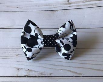 Mickey Dog Bow Tie I Cat Bow Tie
