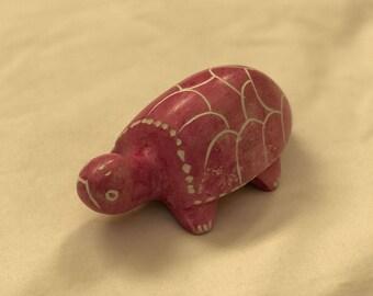 Pink River Rock Turtle