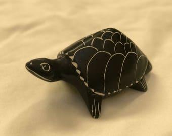 Black River Rock Turtle