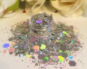 Razzle Dazzle festival chunky glitter mix