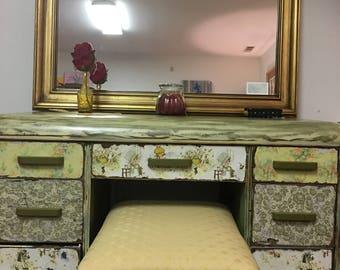 Sold Vanity