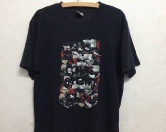 Vintage 90's Nike Black T-Shirts