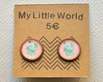 Earrings small Corp.