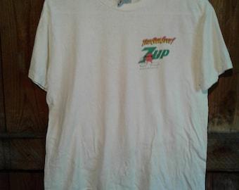 Classic 7up Shirt size XS