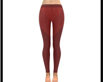 Women's Cranberry Leggings