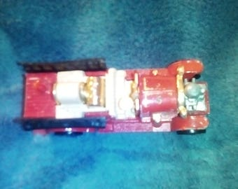 1980 Hot Wheels, Old Number 5, Fire Engine