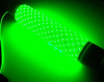 Dock Green Blob-15000 Underwater Fishing Light  w/ AC Adapter (15000 Lumens)