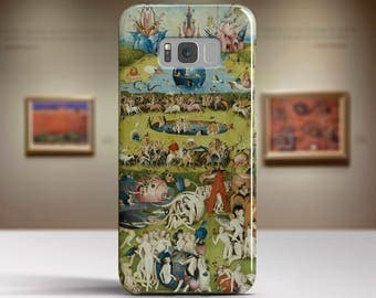 "Hieronymus Bosch ""The Garden of Earthly Delights"" Samsung S8 Case Samsung S7 Case Samsung S6 Case. Samsung, Google, LG, Huawei cases."