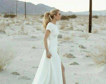 Fall wedding dress | Etsy