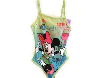 MINNIE bathing suit 6 years (116 cm) baby