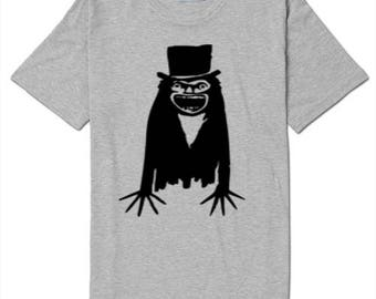 Babadook T Shirt Clothes Many Sizes Colors Custom Horror Halloween Merch Massacre