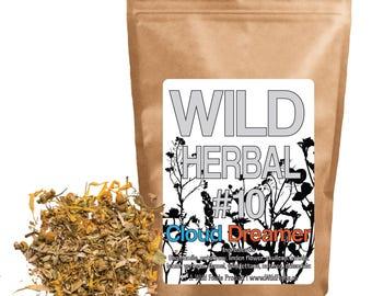 Wild Herbal #10 Cloud Dreamer - 10 Ingredient Blend (4 ounce)