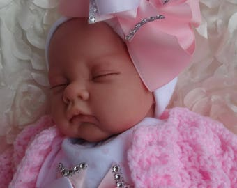 reborn doll lifelike baby girl now a play doll now a play doll from 4yrs plus